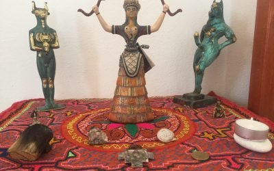 Creating an Alter: How to Invite the Sacred into Your Every Day Life (Part 1)